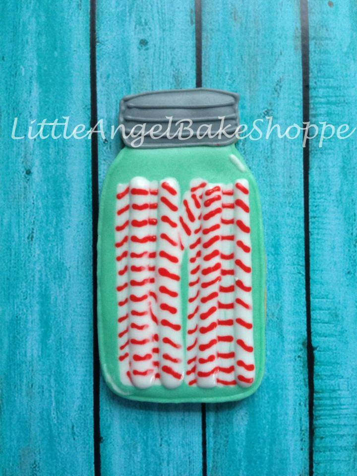 PeppermintStickJar